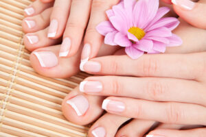 manicure pedicure nails day spa